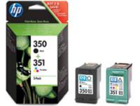 Hewlett Packard SD412EE#301 HP InkCrtg 350/351