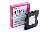 Ricoh GC41ML GEL MAGENTA 600 PGS