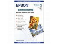 Epson MATTE PAPER A3+(50)