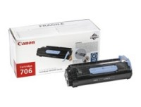 Canon TONER CARTRIDGE 706 BLACK