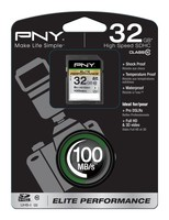PNY Technologies SDHC 32GB ELITE PERF. CLASS10