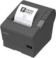 Epson TM-T88V, USB, RS232, dunkelgrau