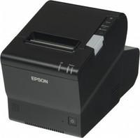 Epson TM-T88V-DT, USB, RS232, Ethernet, PosReady, schwarz