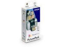 Epson Picturepack 100ct Photopaper +