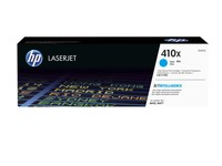 Hewlett Packard TONER CARTRIDGE 410X CYAN