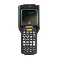 Zebra MC3200 Standard, 2D, BT, WLAN, Alpha, Disp., WEC 7