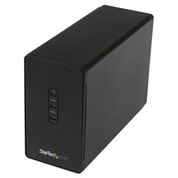 StarTech.com DUAL-BAY 2.5IN DRIVE ENCLOSURE