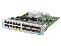 Hewlett Packard HP 12P POE+ / 12P 1GBE SFP V3