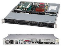 Supermicro NETAVIS 4CH 1HE 1XG1840 4GB
