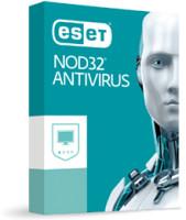 ESET NOD32 Antivirus 2017 Edition 3 User (FFP) Box
