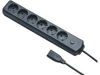 Eaton PDU IEC320/C14 - 6 X SCHUKO