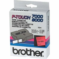 Brother TX-451 LAMINATED TAPE 24MM 15M