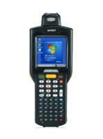 Zebra MC3200 Premium, 2D, BT, WLAN, Num., Disp., IST, WEC 7