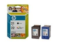 Hewlett Packard SD367AE HP Ink Cartridge 2122