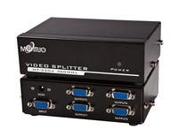 Mcab SPL VGA SPLITTER,4 PORTS,350MH