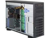 Supermicro SMC BL350 TWR E5-2620 2X8GB