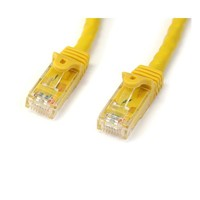 StarTech.com 10M YELLOW CAT6 PATCH CABLE