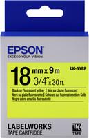 Epson TAPE - LK5YBF FLUOR BLK