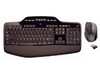 Logitech Wireless Desktop MK710 USB