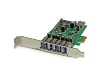 StarTech.com 7 PORT PCIE USB 3.0 CARD