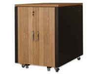 Digitus SOUNDproof schrank,Teak,1000