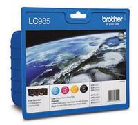 Brother LC-985VALBPDR BK/C/M/Y