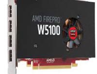 Hewlett Packard AMD FIREPRO W5100 4GB