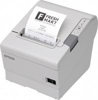 Epson TM-T88V, USB, LPT, hellgrau