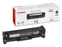 Canon TONER BLACK CRG 718