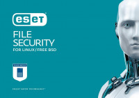 ESET File Security for Linux/BSD/Solaris 1 User 3 Years Government New