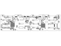 Supermicro BPN-SAS2-836EL1 3U BACKPLANE