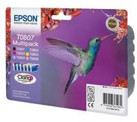 Epson CLARIA PHOTOGRAPHIC INK 6 COL