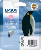 Epson INK CART LIGHT MAGENTA T559