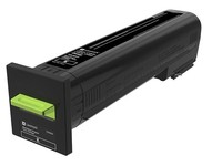 Lexmark RETURN-TONER CARTRIDGE BLACK