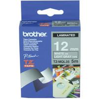 Brother TZE-MQL35 LAMINATED TAPE 12MM