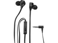 Hewlett Packard H2310 In-Ohr-Kopfhörer schwarz