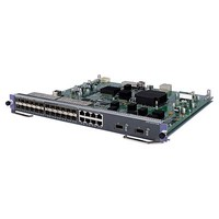 Hewlett Packard 24P GBE-S/2P 10-GBE-X EXT