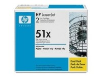 Hewlett Packard Q7551XD HP Toner Cartridge 51X