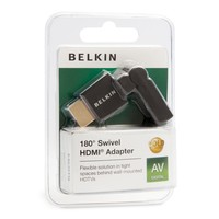 BELKIN HDMI MALE/ FEMALE SWIVE