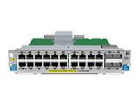Hewlett Packard 20-PORT GIG-T / 2-PORT SFP+