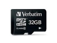 Verbatim MICROSDHC 32GB - CLASS 10