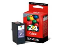 Lexmark RETURN PROG INK CARTRIDGE NO24