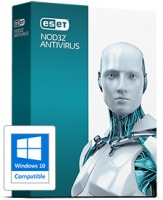 ESET NOD32 Antivirus 3 User 1 Year Government Renewal License