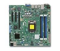 Supermicro X10SLM-F C224 DDR3 UATX