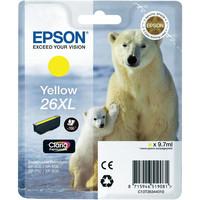 Epson SINGLEPACK YELLOW 26XL CLARIA