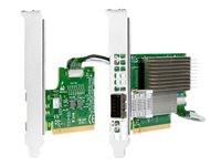 Hewlett Packard IB HDR/EN 200G 1p 940QSFP Stoc