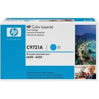 Hewlett Packard C9721A HP Toner Cartridge 641A