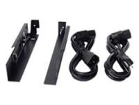 APC KVM 2G LCD REAR MOUNTING KIT