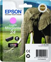 Epson 24 SERIES ELEPHANT LIGHT CYAN
