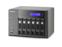 QNAP 6 BAY 12-CH HDMI 2X GBE